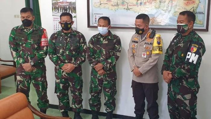 Anggotanya Salah Gerebek Kolonel TNI AD, Kapolresta Malang Minta Maaf