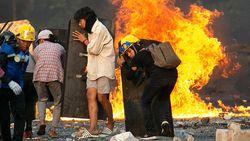 Makin Mencekam di Myanmar Usai Bom Telan Nyawa Anggota Dewan