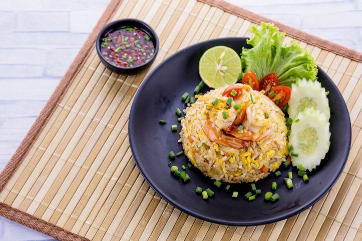 'Nasi Goreng Makanan Sejuta Mamat' Cerita Jujur tentang Nasi Goreng