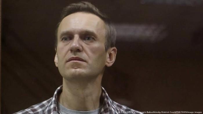 Disiksa di Penjara, Keluarga Desak Pemerintah Rusia Bebaskan Alexei Navalny