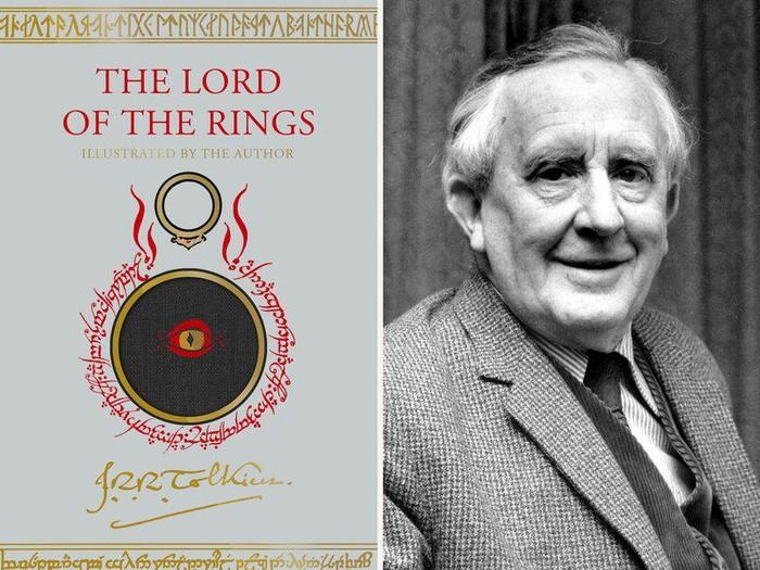 Edisi Novel Terbaru JRR Tolkien