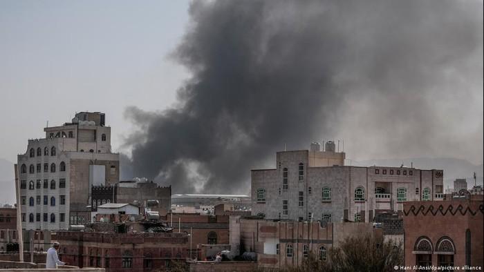 Enam Tahun Perang di Yaman, Arab Saudi Tawarkan Rencana Perdamaian