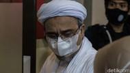 Habib Rizieq Ikut Uji Disertasi S3 dari Rutan, Kini Bergelar PhD