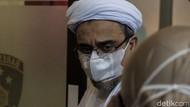 Khawatirnya HRS Pengadilan Dikepung Buntut Imam Besar Disindir Jaksa
