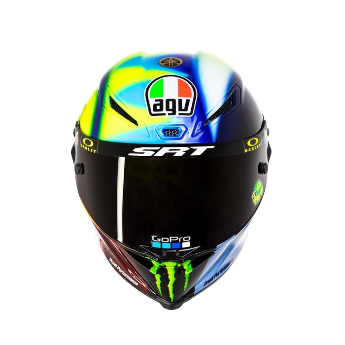 Helm Valentino Rossi 2021