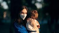 Lagi, Satu Keluarga Ditendang dari Pesawat Gegara Balita Tak Pakai Masker