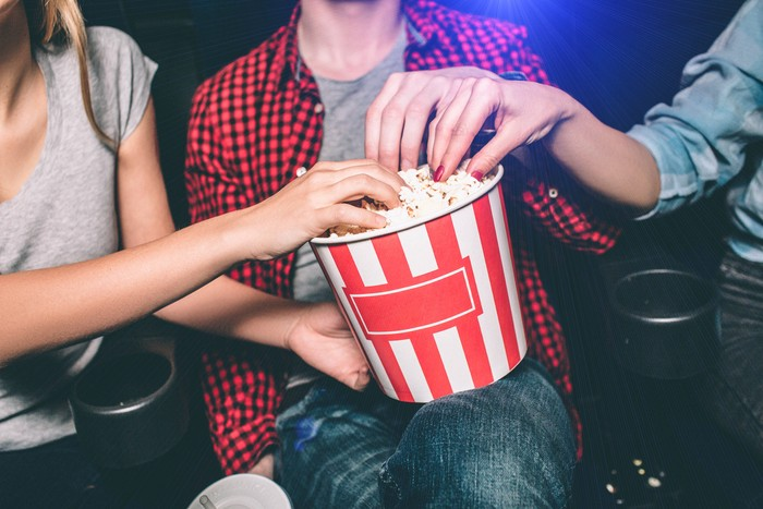 Ini 5 Makanan Terniat yang Diselundupkan ke Bioskop
