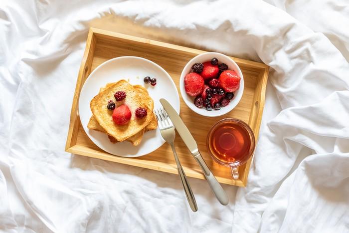 Jam Makan Diet, Sarapan Sebelum Pukul 9 untuk Dapatkan Manfaat Tambahan Ini