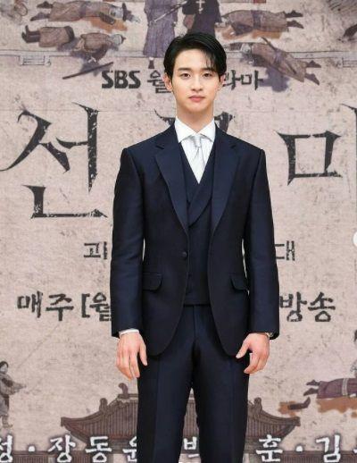 jang dong yoon pemeran drama joseon exorcist