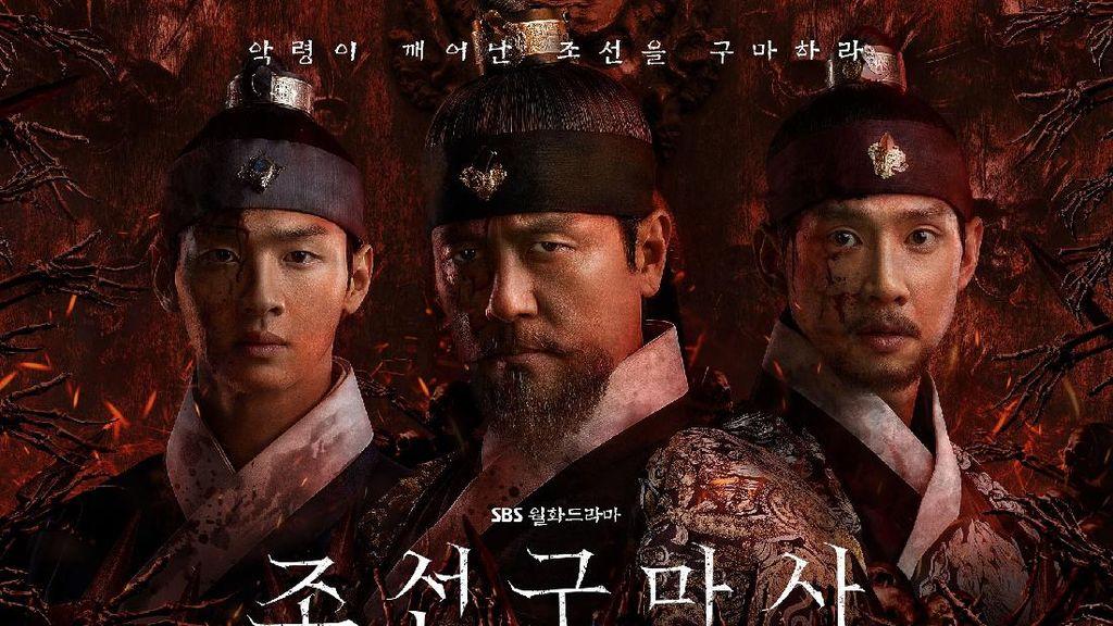 Drakor Joseon Exorcist Ditarik, YG dan SBS Rugi Rp 910 M-Saham Anjlok