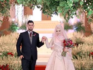 Perjuangan Bule Palestina Demi Nikahi Wanita Indonesia, Kuliah S-2 di Malang