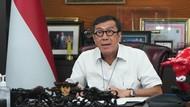 Canda Yasonna soal Masih Lama Jadi Presiden Bikin PD Meradang
