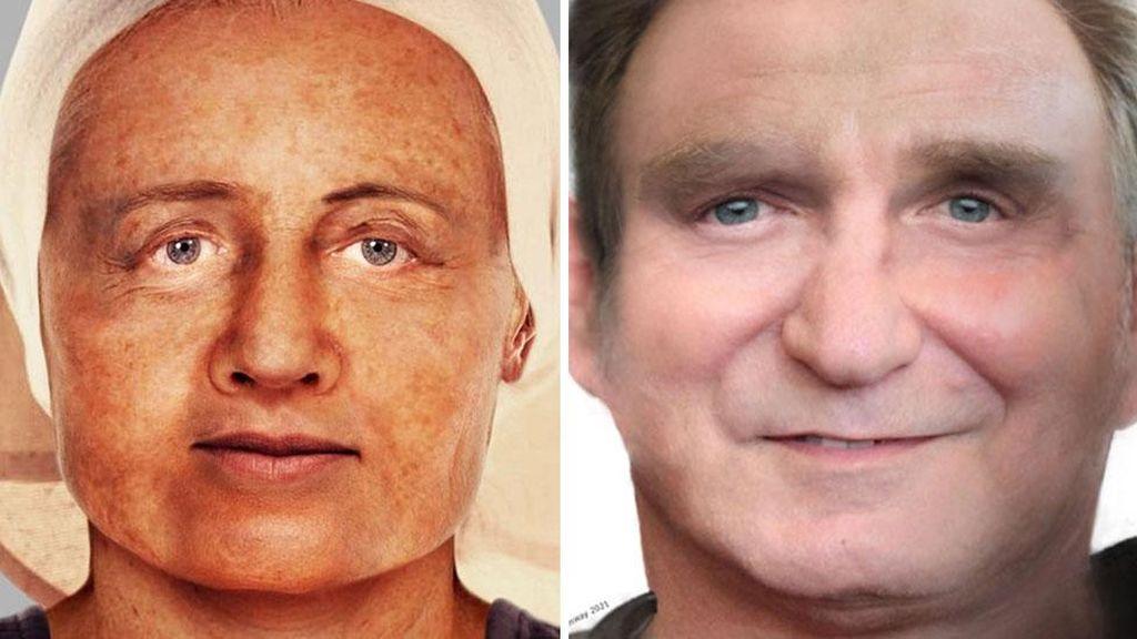 Merekonstruksi Wajah Orang yang Meninggal 700 Tahun Silam