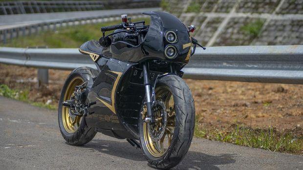 Motor modifikasi Yamaha