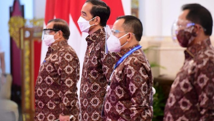 Munas Dibuka Presiden Jokowi, Apkasi Laporkan soal Refocusing APBD hingga Vaksinasi