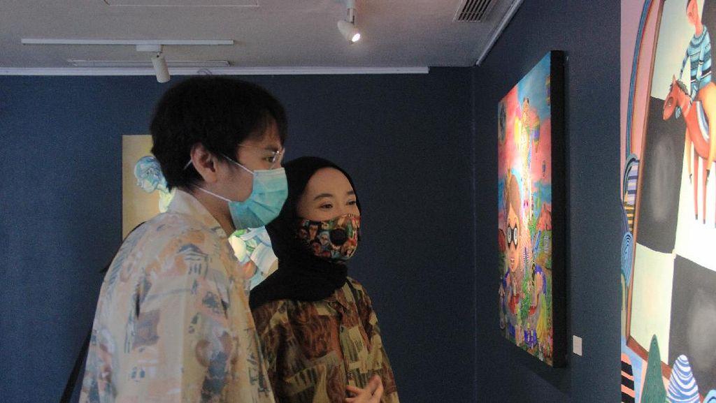 11 Seniman Indonesia Unjuk Gigi di Pameran Seni Milestone