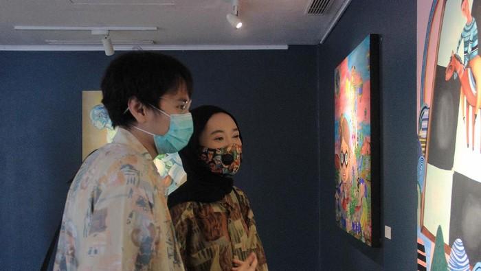 Pameran Seni Milestone Digelar di ARTOTEL Jakarta dan Yogyakarta