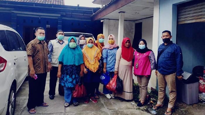 Pekerja Migran di Bekasi