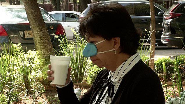 Peneliti Meksiko Ciptakan Masker Hidung Khusus Untuk Makan di Restoran