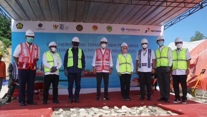 Pertamina bangun TBBM di Manggarai Barat