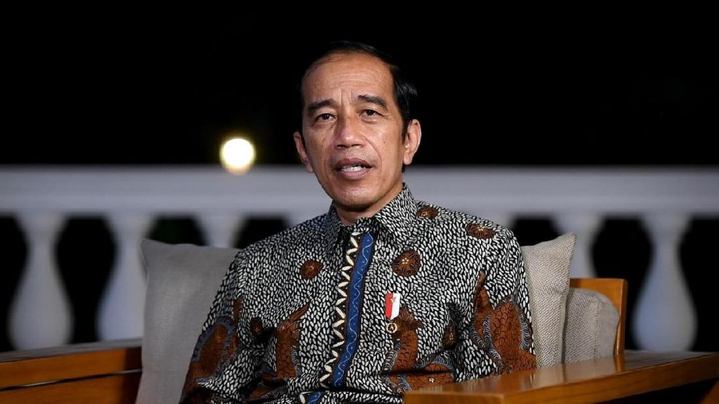 Jokowi Minta Masukan soal Pradesain Istana Negara Ibu Kota Baru