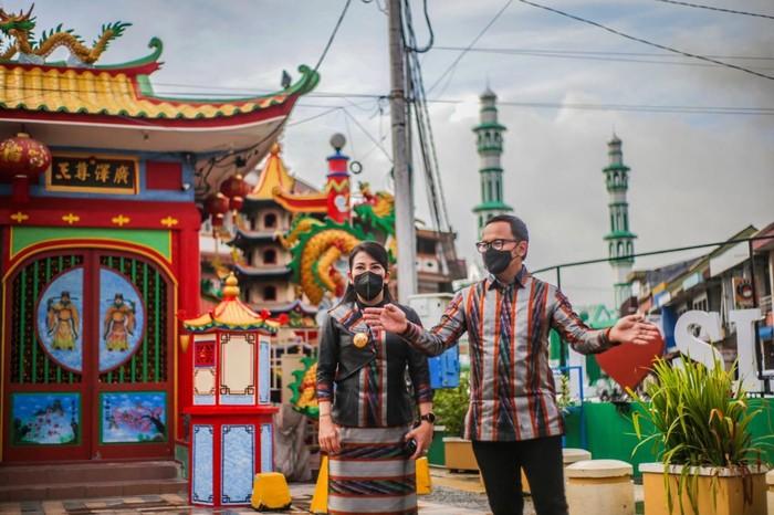 Singkawang kota paling toleran, layak jadi percontohan seluruh kota di Indonesia.