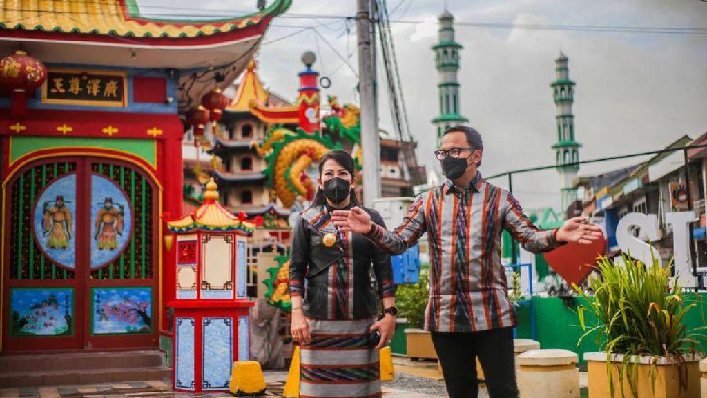 Bima Arya Sebut Keberagaman Singkawang Bisa Jadi Contoh Kota Lain