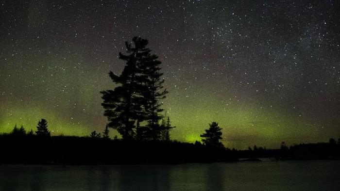 Terpukau Indahnya Gugusan Bima Sakti