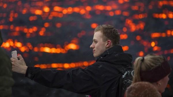 Akses ke lokasi sebelumnya diblokir, namun akhirnya dibuka untuk umum. Walaupun begitu, Departemen Perlindungan Sipil dan Manajemen Darurat Islandia menekankan bahwa pendakian hanya disarankan bagi mereka yang terbiasa berada di medan yang sulit.