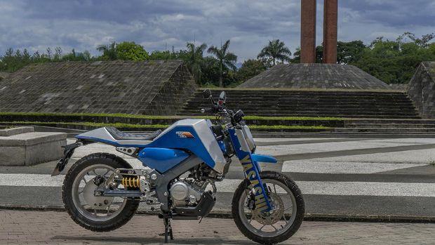 Yamaha Indonesia/XSR 155