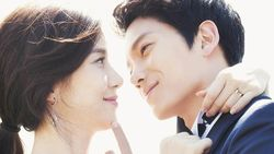 Perjalanan Cinta Ji Sung dan Lee Bo Young, Pasangan Suami Istri Goals