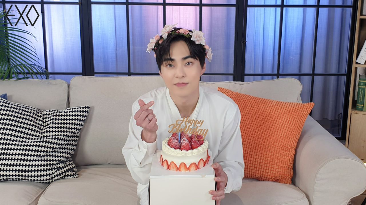 Fanmeeting Xiumin EXO ON: XIUWEET TIME