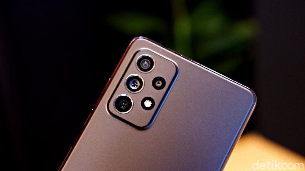 Samsung Galaxy A73 Dirumorkan Pakai Kamera 108 MP