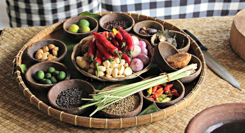 gulai tepek ikan, makanan khas Jambi yang rasanya lezat.