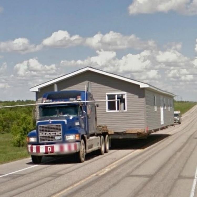 Kejadian Tak Terduga Terekan Google Street View