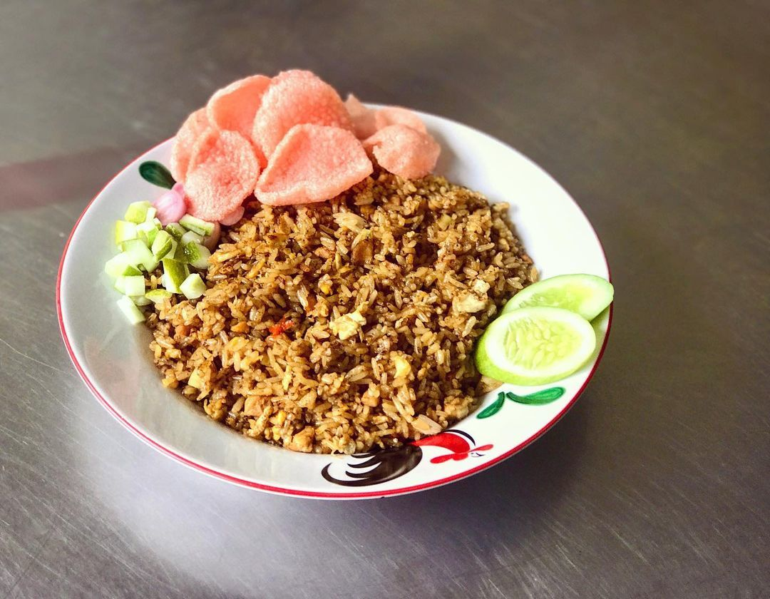 Chef Tiarbah dan Chef Mario Sukses Bisnis Nasi Goreng, Ini Menu Andalannya