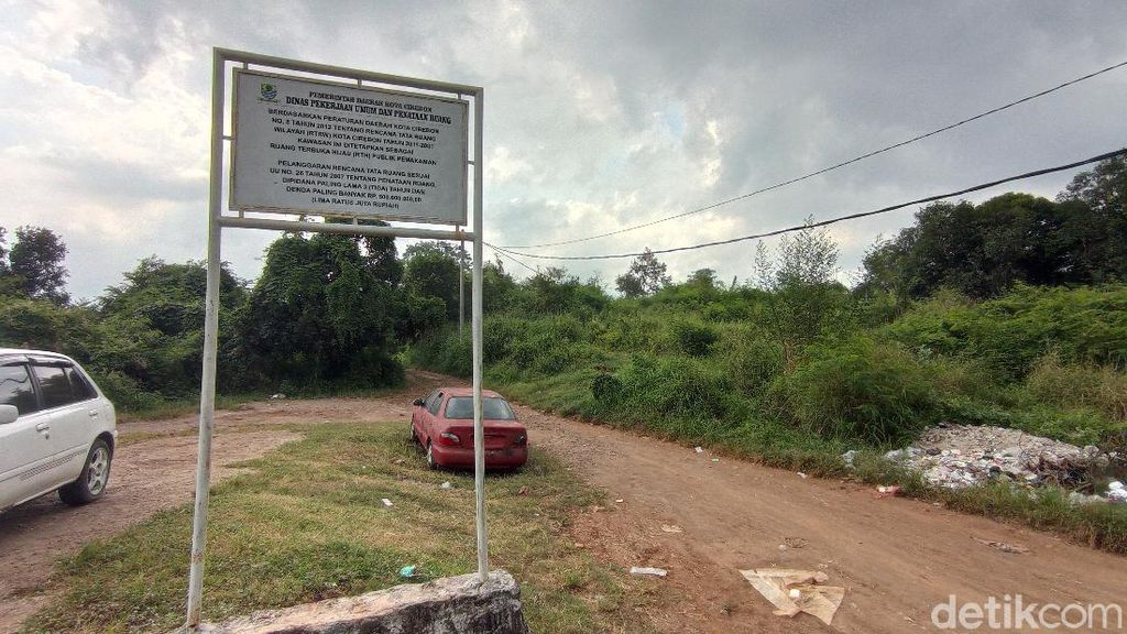 Komunitas Tionghoa Cirebon Protes Lahan Bong Ku Tiong Diserobot