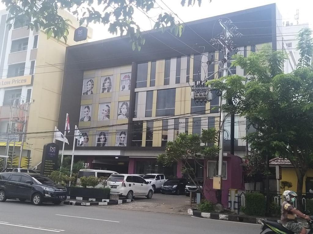 Mal dan hotel di Pontianak yang disita Kejagung. (Dok Puspen Kejagung)