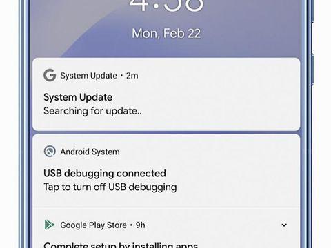 Malware Android menyamar jadi update sistem operasi