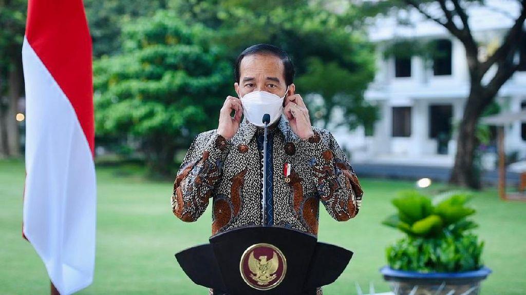 Di Dharma Santi Nasional, Jokowi Ingatkan Bhinneka Tunggal Ika DNA Bangsa