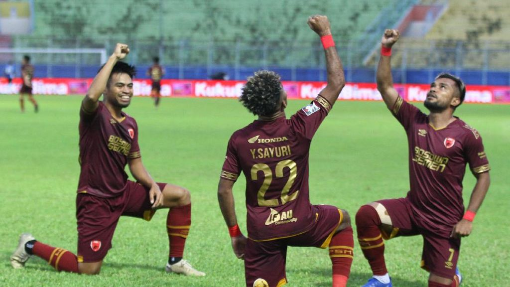 Ada Gempa, Seluruh Pemain PSM Makassar di Malang Selamat