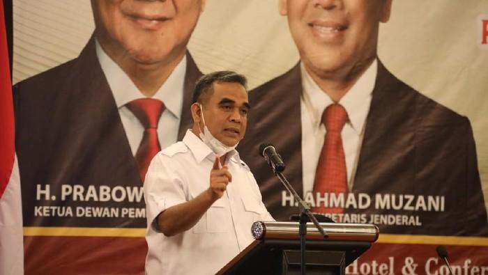 Sekjen Gerindra Ahmad Muzani (dok. Istimewa)