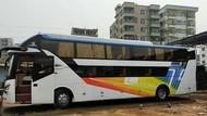 Duh, Belum Sempat Diekspor, Sleeper Bus Buatan Indonesia Dijiplak Negara Ini