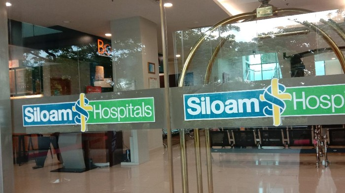 4 Korban Bom Bunuh Diri Makassar Dirawat di RS Siloam (Foto: Reinhard/detikcom)