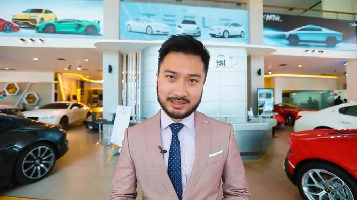 CEO Prestige Motorcars Rudy Salim