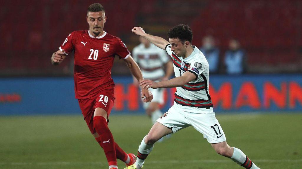 Gol-gol Portugal Vs Serbia di Kualifikasi Piala Dunia 2022