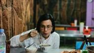 Erick Thohir dan Sri Mulyani Kompak Makan Soto dan Bakso Tumis Asahan yang Viral