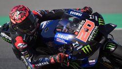Jadwal MotoGP Spanyol 2021: Quartararo Kejar Hat-trick Malam Nanti