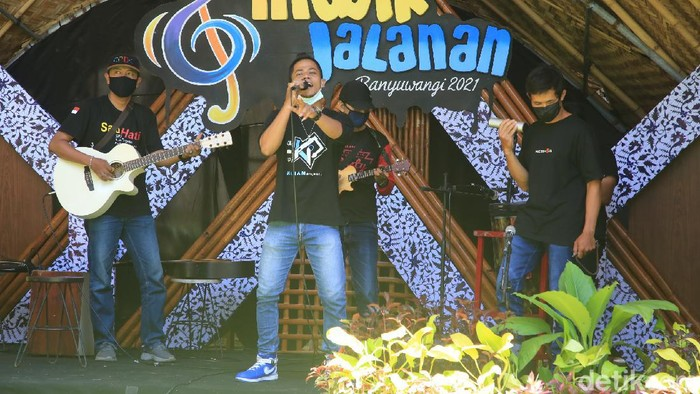 Festival Musik Jalanan Banyuwangi