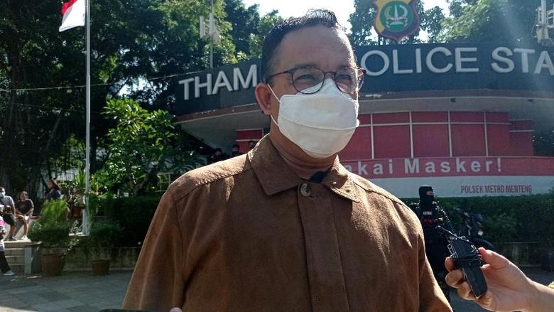 Gubernur DKI Jakarta Anies Baswedan (Foto: Wilda/detikcom)